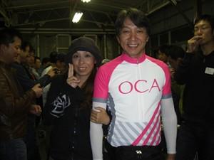 尾道サイクリング協会のよしきさん