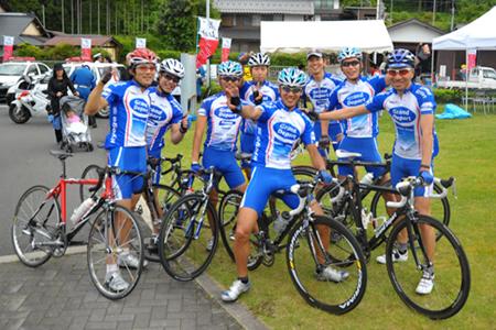 兵庫県播磨地域自転車クラブ「グランデパール播磨」